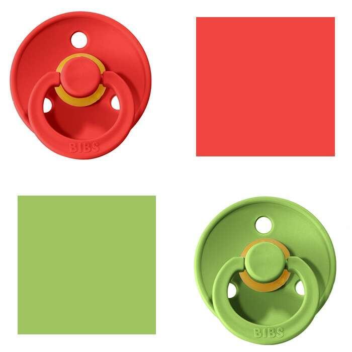 Bibs Bibs Colour Art.529288 Pear/Strawberry